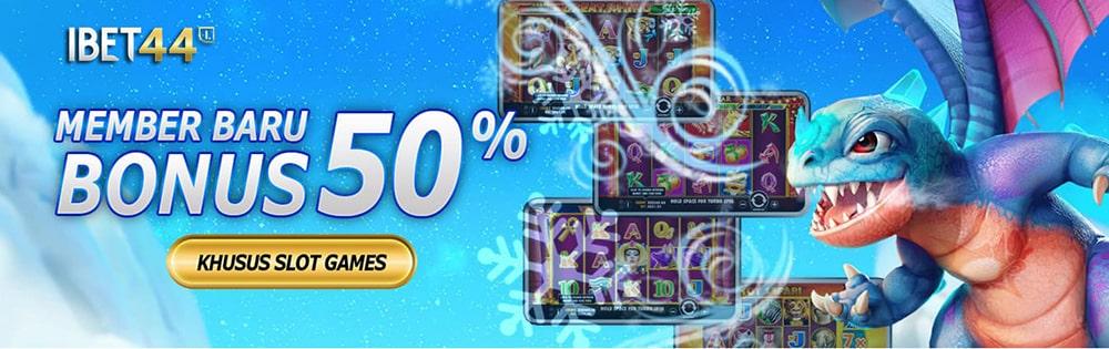 ibet44 bonus member baru slot games