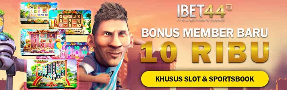 ibet44 bonus member baru slot sportsbook